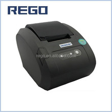 thermal cheap queue parking ticket pos printer with adapter