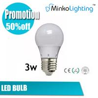 3w smd2835 plastic Ukraine epistar LED bulb