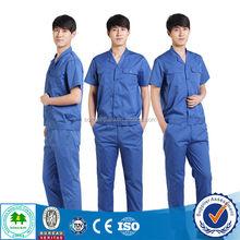 Blue wear rough workwear uniform