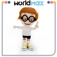Mr Peabody & Sherman plush doll(PS1102)