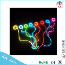 so beautiful ! high quality light up el wire /shining led wire for party / bar / club