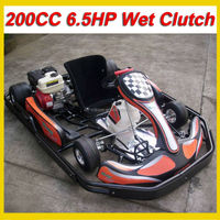 200CC Racing Go kart 6.5HP