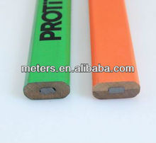 10'' Octagonal Drawing Custom Carpenter Pencils EN71