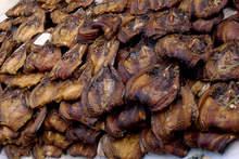 Thailand dried fish smoked catfish- dry fish BEST QUALITY