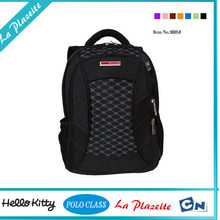 Guangzhou manufacture large space hidden compartment vintage leather camera backpack