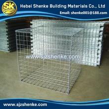 2015 Galfan Wire Professional Chinese/Galvanized Welded Wire Mesh,Gabion Inox Box ,Gabi