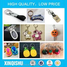 2015 High Quality OEM Promotional Fashion Custom Keychain