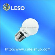 Wholesale on promotion cheap price E27 plastic led bulb 3w