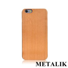 2015 New Wood Bamboo Cell Phone Case For Iphone 6/6 plus/6s, For Iphone Case Bamboo, For Iphone 6 Bamboo Case