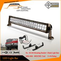 LED Light Bar 4x4 14 inch CREE 72 led light bar 4x4 Offroad SUV