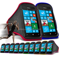 For Nokia 520 Running Cycling Sports Armband bag Case Cover