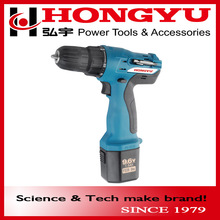 9.6v cordless hand drill power tool,professional cordless drill ND10A