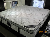 Queen Pillow top Mattress Euro top + Pocket Spring NEW All Sizes Available