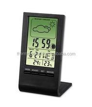 Digital LCD Weather Forecast Clock