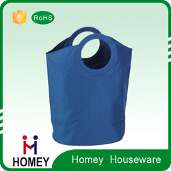 Novel Product Excellent Quality Customised Folding Fabric Material For Laundry Bag