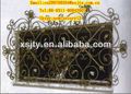ornamentales de hierro forjado ventana fabricación de guardia