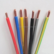 450/750V Copper/PVC Building Construction Cable Wire