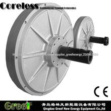 Venda quente! gerador de ímã permanente Baixo torque de partida PMG na China