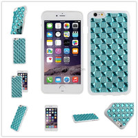 Crystal Luxury Diamond Soft TPU Back Case For Iphone 6