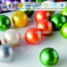 0.68 caliber Gelatin&Oil paintball balls for CS game