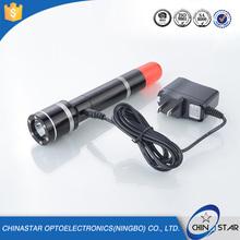 Long Quality Warranty high light range rechargeable led flashlight heavy duty led torch light