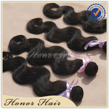 factory wholesale 100g Unprocessed wholesale Brazilian human hair, 100% human hair extenions