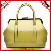 New models glossy girls brand name bags ladies handbags fashion online