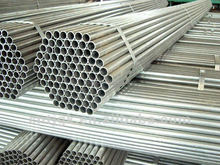 Thin wall galvanized/polished carbon steel pipe and steel tube biggest manufacturer in China