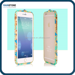 New products 2015 diamond bumper case for iphone 6 case
