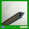 China customized aluminum window seal strip