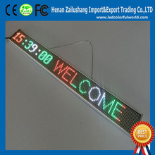 Best trading products LED display for bus