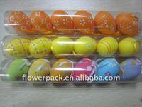 decorative plastic easter eggs