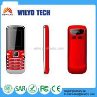 WH2 1.8 inch Dual Sim Card GSM Active Ultra Thin Dual Sim Cell Phone