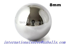 Ex-stock Grade 10-40 AISI52100 Stainless Steel Ball for Bearing