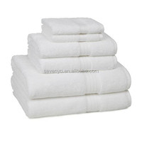 High quality 5 star 100% cotton terry hotel towels