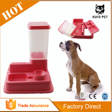 Plastic Automatic Dog Feeder Cat Feeder Water And Food Feeding Accessories
