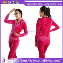 Wholesale custom made long sleeve blank women gym hoodie