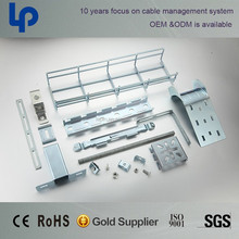 GI cable basket type steel cable trunking