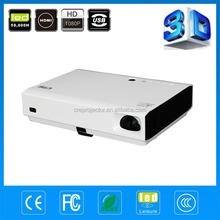 HDMI*2, USB*2, SD CARD, AV,VGA,WIFI 1080p 3d led projector led projector 3000 lumens 3D DLP Projector