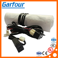 toyota car seat heating switch wiring harness kit