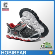 HOBIBEAR wholesale breathable kids low top basketball shoes for boys