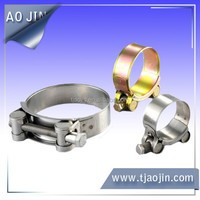 high pressure hose clamps