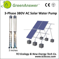NEW solar power water pump system with competitive price