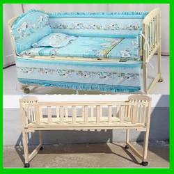 Creative best selling best products foldable baby bed yard