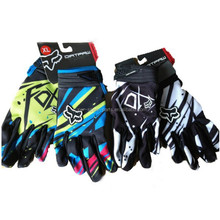 Fox Racing Dirtpaw Race Motocross Dirtbike MX ATV Riding Adult Mens motorcycle gloves