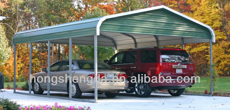 Parking ext rieur garage m tal abri tentes de voiture for Tente garage auto