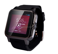 Top grade new products for android 4.4 smart watch phone Z15 with free cellphone holder