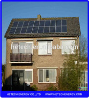 new energy electric power 5kw home solar systems on grid with cheap price