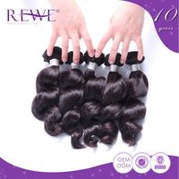 Quick Lead Natural And Beautiful New French Twist Mink Remy Brazilian Hair Extension