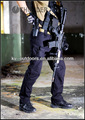 comandante militar ripstop uniformes de combate negro pantalones largos